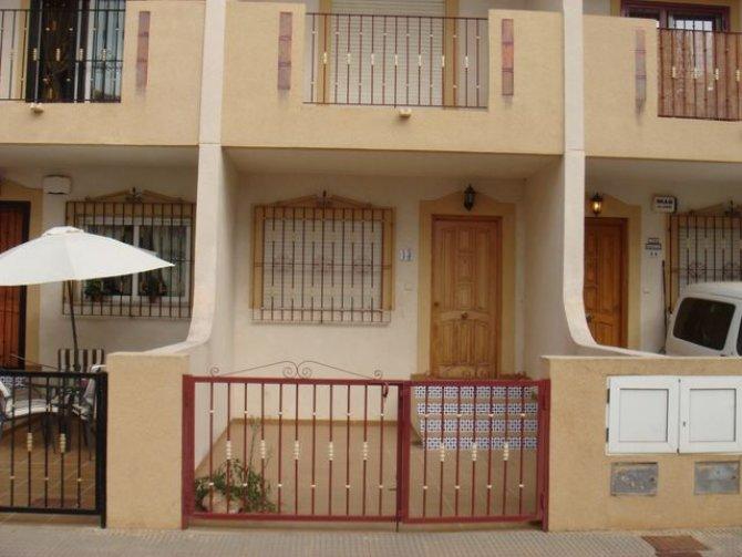 La Zenia townhouse for sale